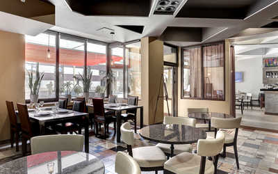 Банкетный зал ресторана Common People на Нижней Сыромятнической улице фото 1