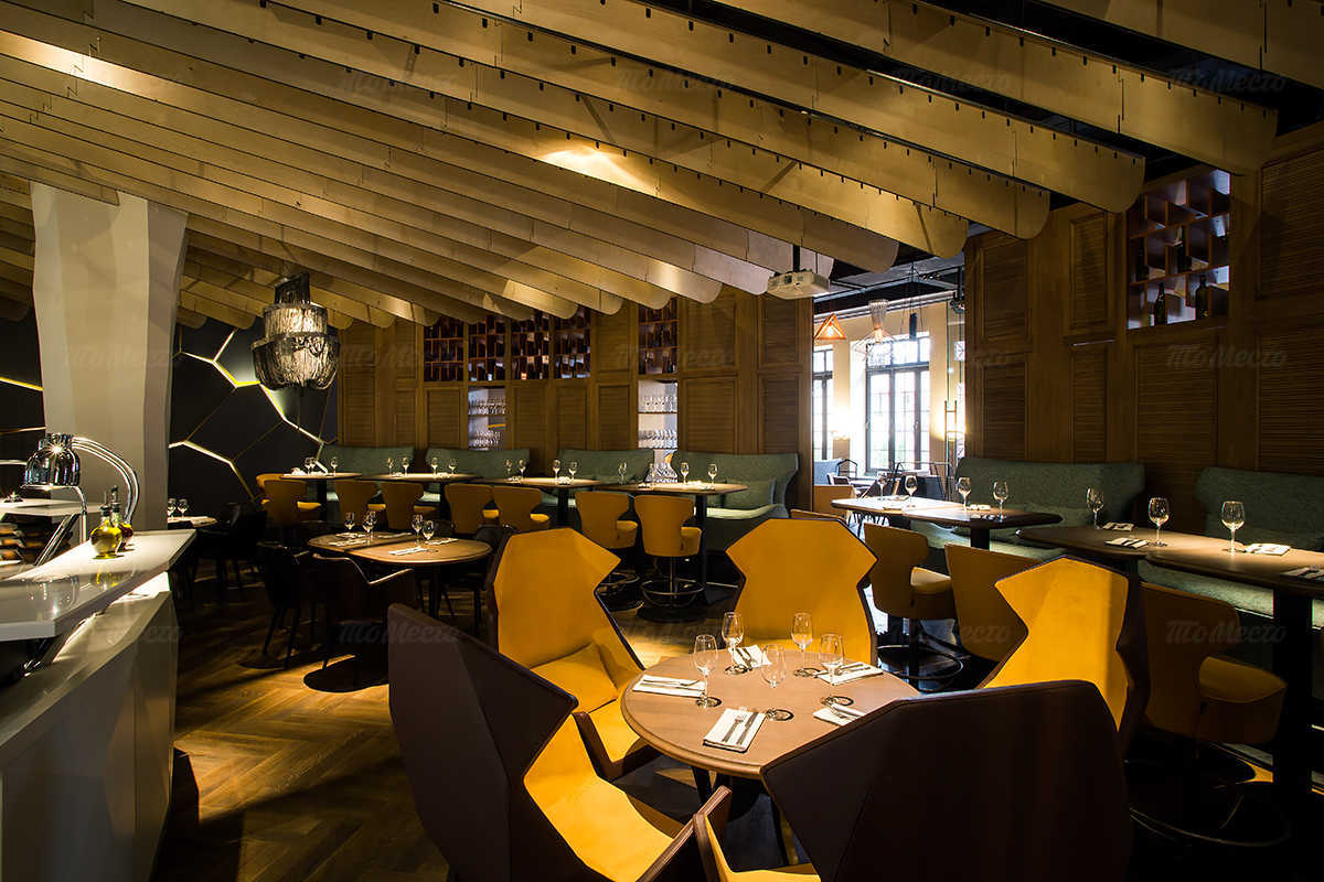 Ресторан I Like Grill. Москва ул. Льва Толстого, д. 18 б