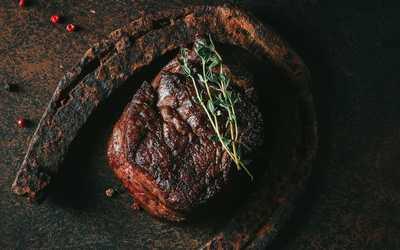 Меню ресторана I Like Grill на Льва Толстого фото 3