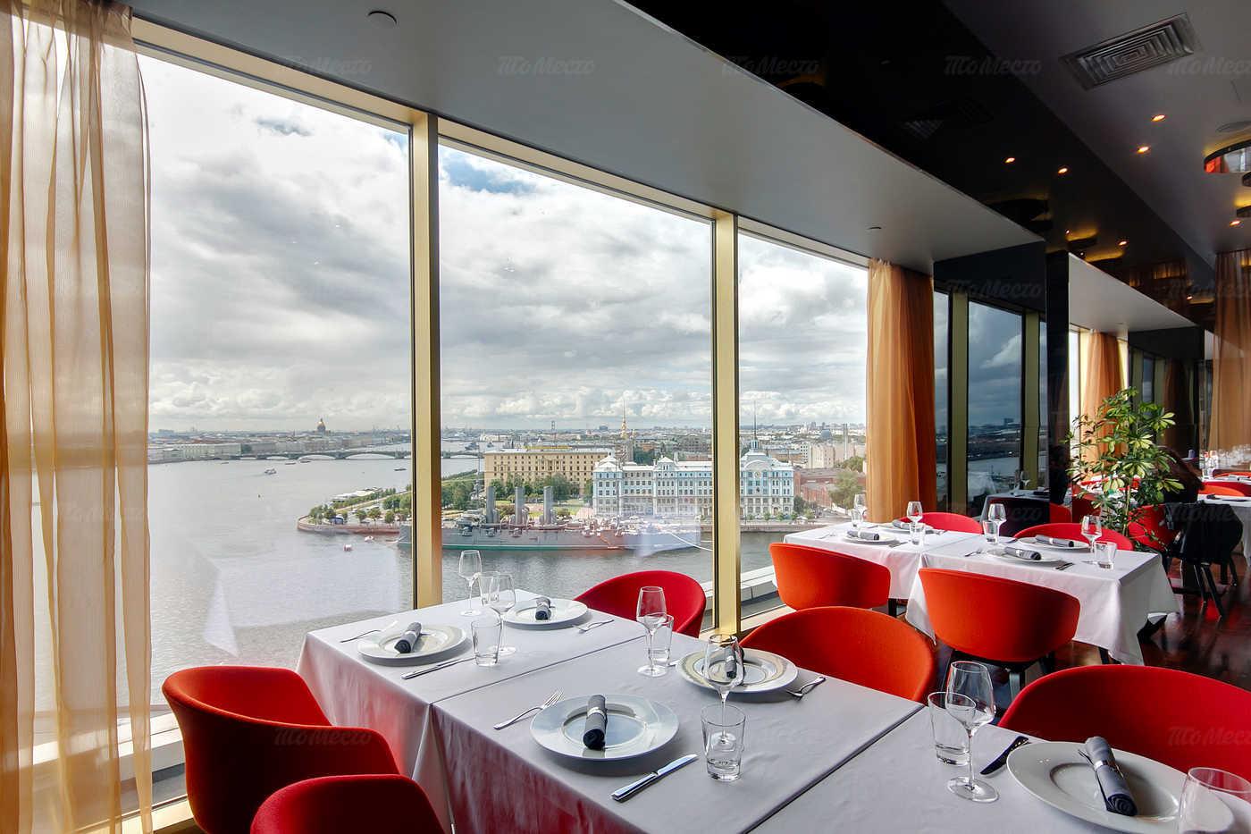 Ресторан La Vue на Пироговской набережной фото 20