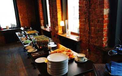 Банкетный зал ресторана Cafe Barrique в Благовещенском переулке фото 1