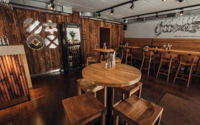 Банкетный зал ресторана Деловая колбаса на Большом проспекте ПС фото 1