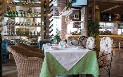 Банкеты ресторана Вилла Паста (Villa della pasta) на Новом Арбате улица фото 3