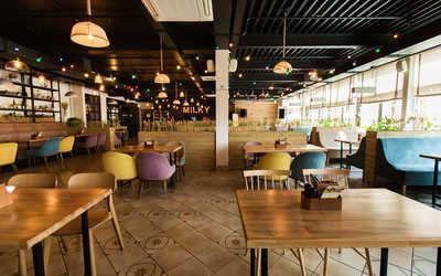 Банкетный зал ресторана Milky (Милки) на Красносельском шоссе фото 1