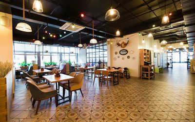 Банкетный зал ресторана Milky (Милки) на Красносельском шоссе фото 2