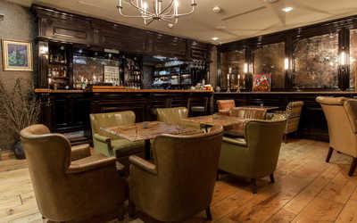 Банкетный зал ресторана Долмама (Dolmama) в Романове переулок фото 2