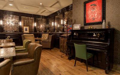 Банкетный зал ресторана Долмама (Dolmama) в Романове переулок фото 1