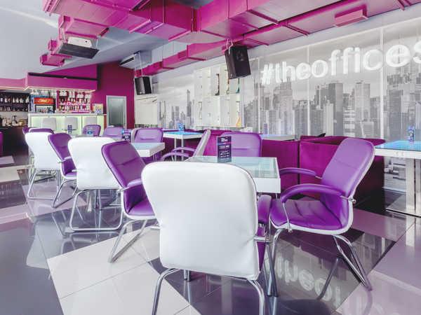 Офис (The Office Nargilia lounge)
