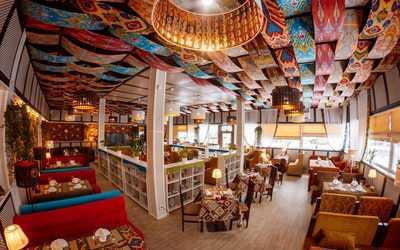 Банкетный зал ресторана Ташкент на улице Московской фото 3