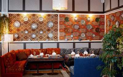 Банкетный зал ресторана Ташкент на улице Московской фото 1