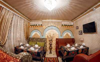 Банкетный зал ресторана Ташкент на улице Московской фото 2