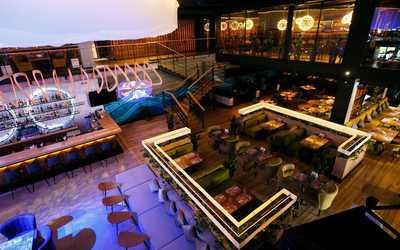 Банкетный зал ресторана Дель Мар (Del Mar) на Туристской улице фото 2