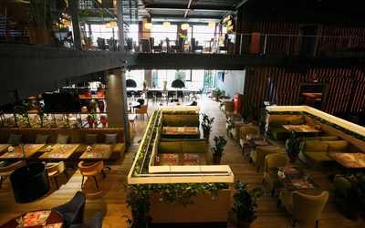 Банкетный зал ресторана Дель Мар (Del Mar) на Туристской улице фото 3