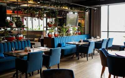 Банкетный зал ресторана Дель Мар (Del Mar) на Туристской улице фото 1