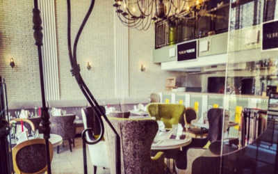 Банкетный зал ресторана Chin chin (Чин чин) на Нагатинской набережной фото 3
