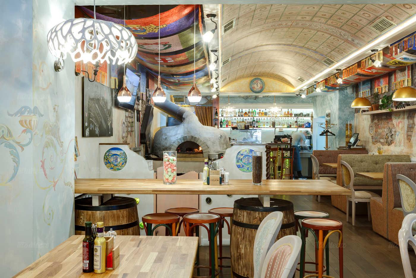 Ресторан Mario Trattoria (Марио Траттория) на Адмиралтейском проспекте фото 6