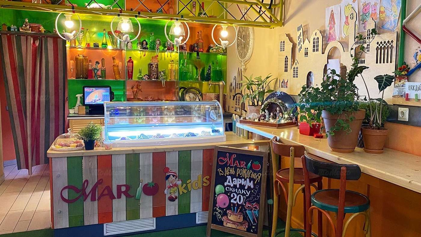 Ресторан Mario Trattoria (Марио Траттория) на Адмиралтейском проспекте фото 10