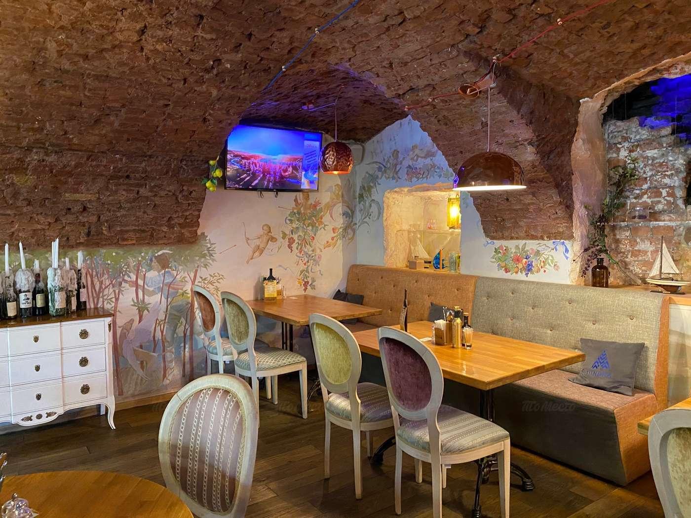 Ресторан Mario Trattoria (Марио Траттория) на Адмиралтейском проспекте фото 8