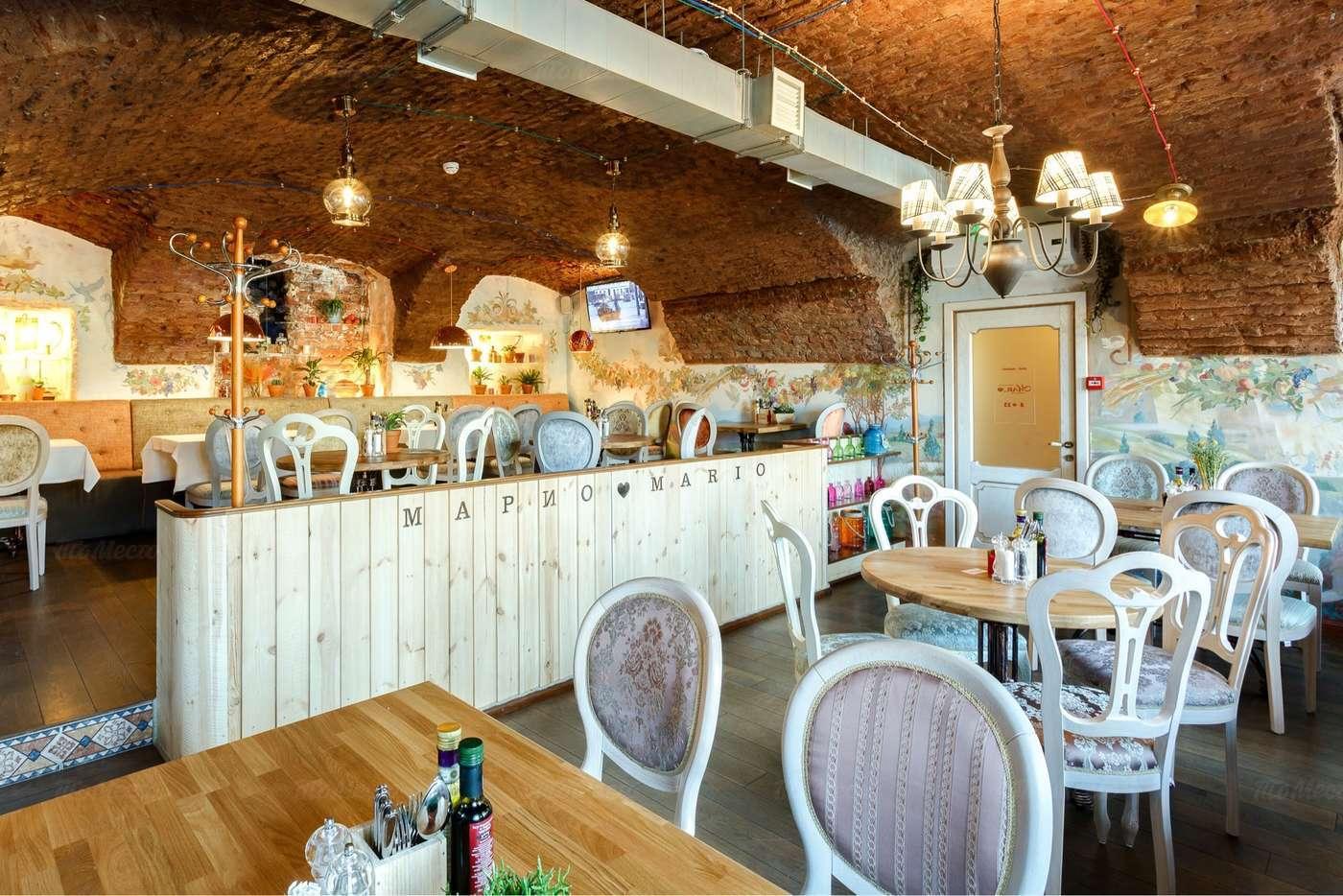 Ресторан Mario Trattoria (Марио Траттория) на Адмиралтейском проспекте фото 7