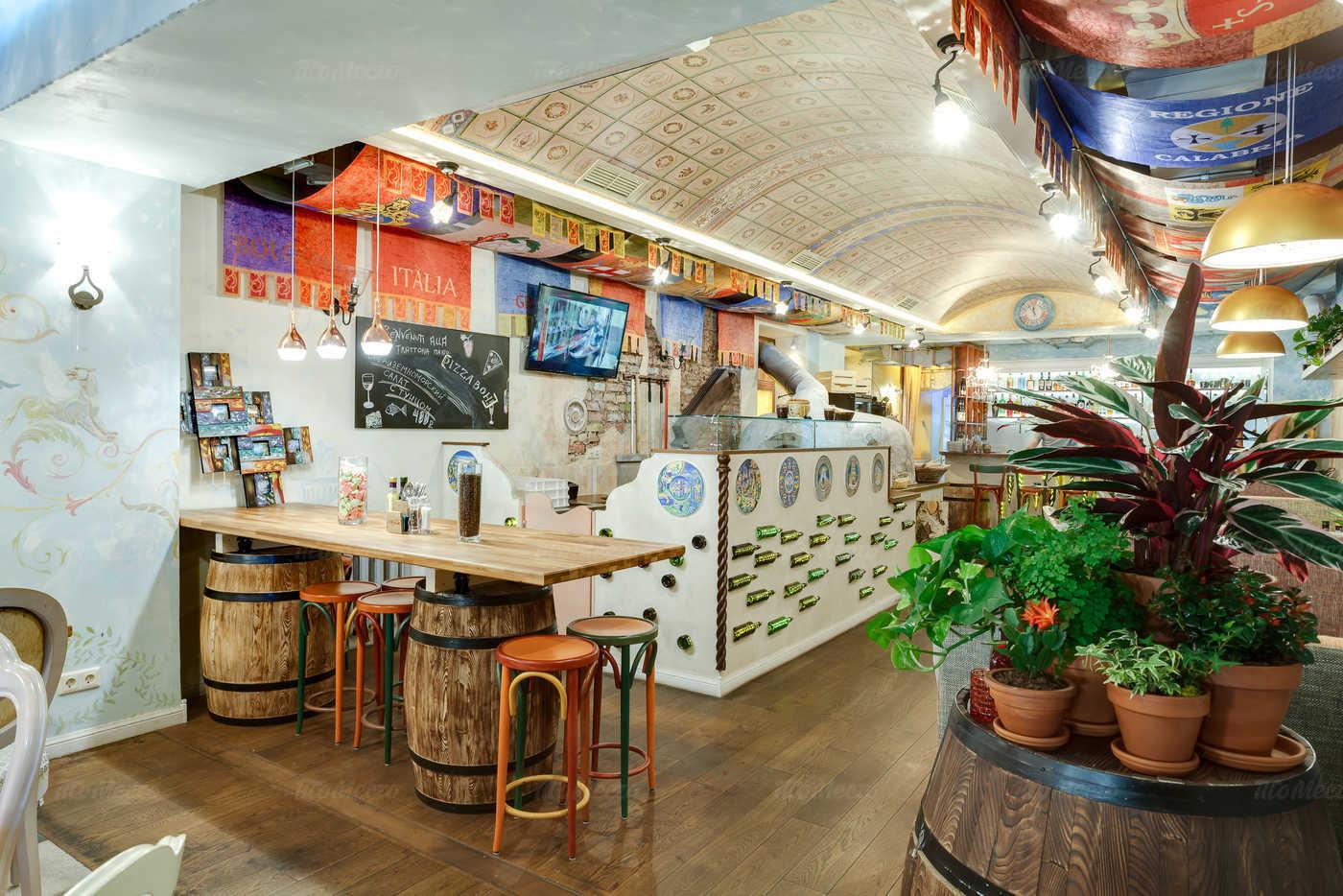 Ресторан Mario Trattoria (Марио Траттория) на Адмиралтейском проспекте фото 3