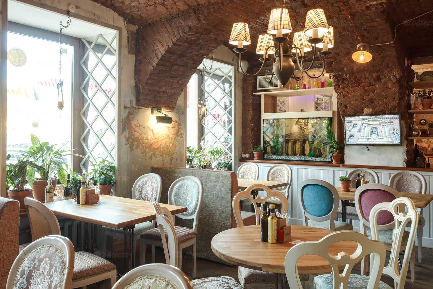Ресторан Mario Trattoria (Марио Траттория) на Адмиралтейском проспекте