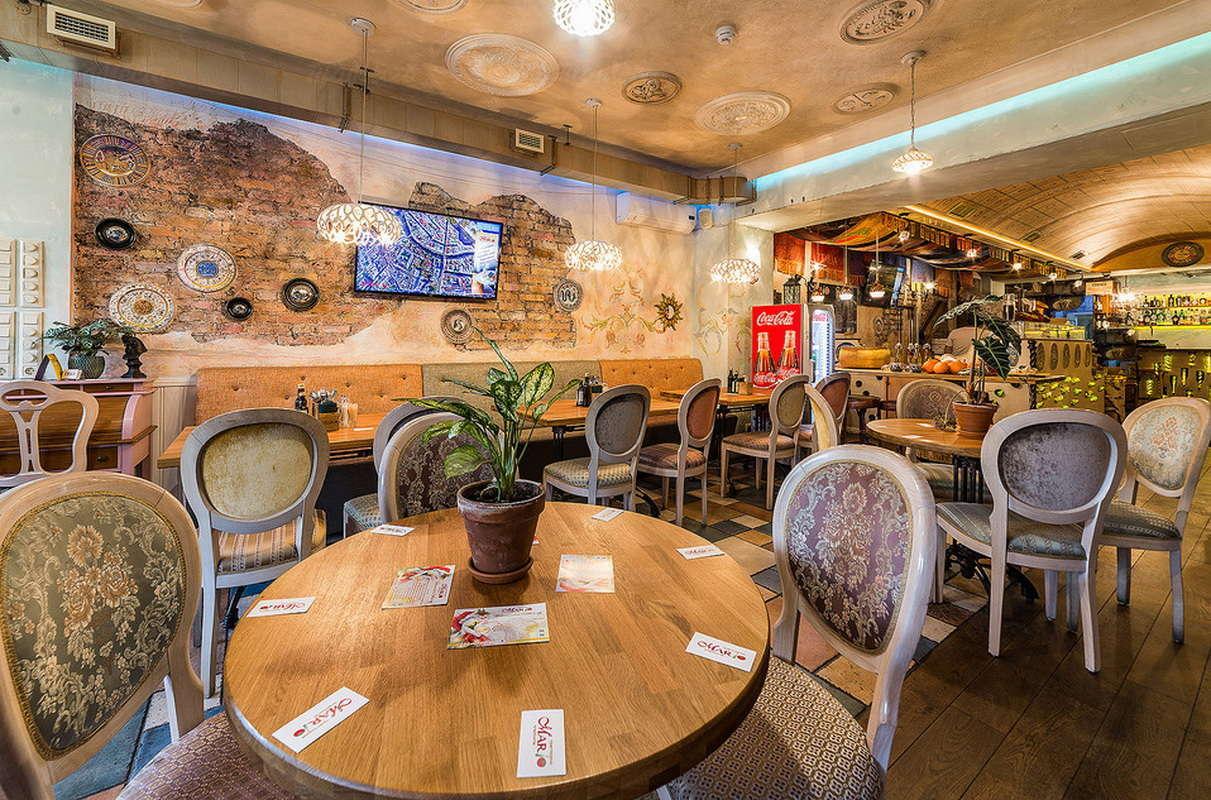 Ресторан Mario Trattoria (Марио Траттория) на Адмиралтейском проспекте фото 4