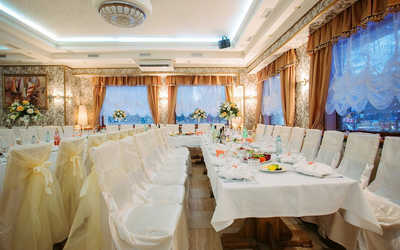 Банкетный зал ресторана Арго (Argo) на Дмитровском шоссе фото 2