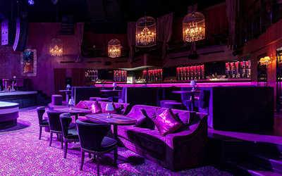 Банкетный зал караоке клуб Людовик (Ludovic Night Club) на улице Черняховского фото 3