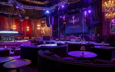 Банкетный зал караоке клуб Людовик (Ludovic Night Club) на улице Черняховского фото 1