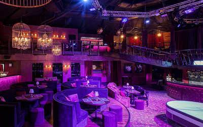 Банкетный зал караоке клуб Людовик (Ludovic Night Club) на улице Черняховского фото 2