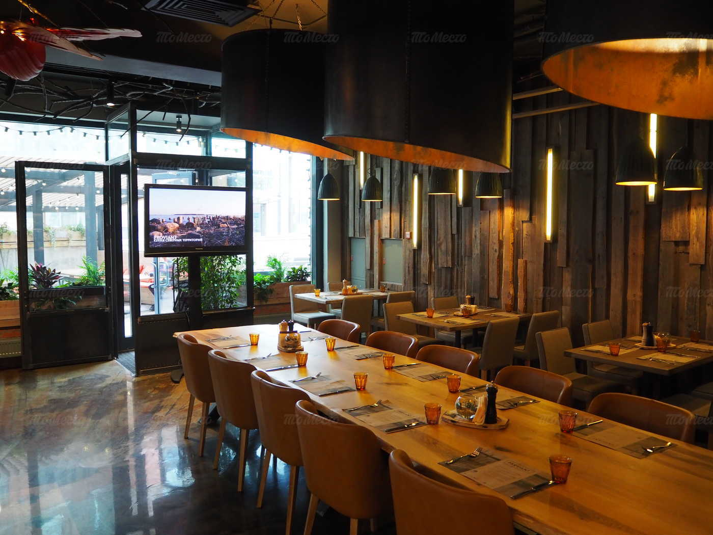 Ресторан Провиант (Proviant) на улице Академика Павлова фото 5