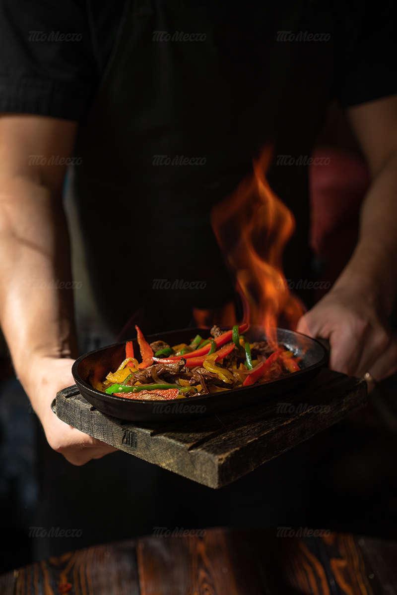 Меню ресторана Мапуче (Mapuche) на улице Некрасова фото 5