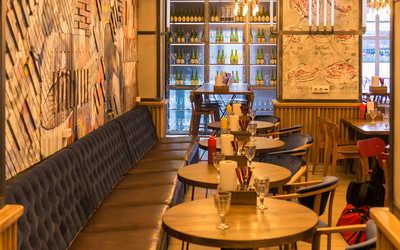 Банкетный зал бара Brооklyn BBQ (Бруклин Бибикью) на Ладожской улице фото 2