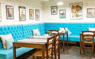 Банкетный зал ресторана Бонжур, Прованс! на Профсоюзной улице фото 3