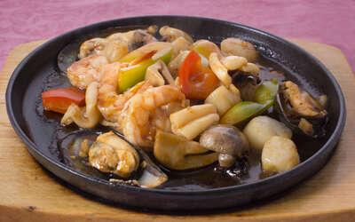 Меню ресторана Джимми Ли (Jimmy Li) на проспекте Мира фото 2