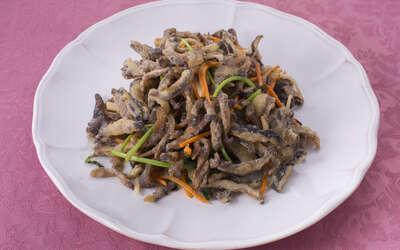 Меню ресторана Джимми Ли (Jimmy Li) на проспекте Мира фото 13
