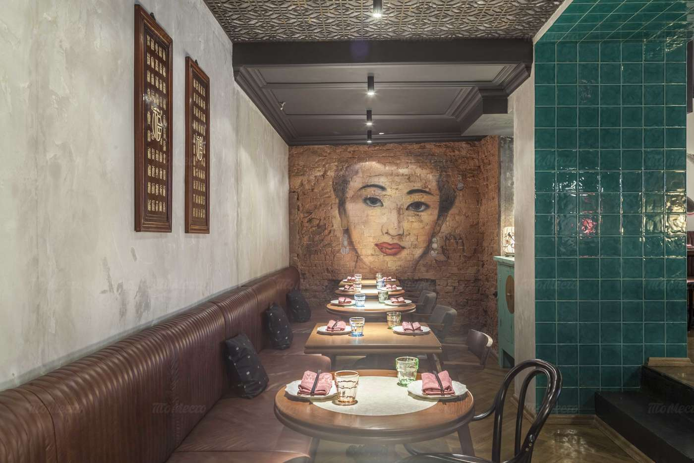 Ресторан Джимми Ли (Jimmy Li) на проспекте Мира фото 20