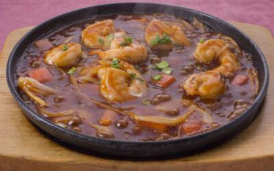 Меню ресторана Джимми Ли (Jimmy Li) на проспекте Мира фото 1