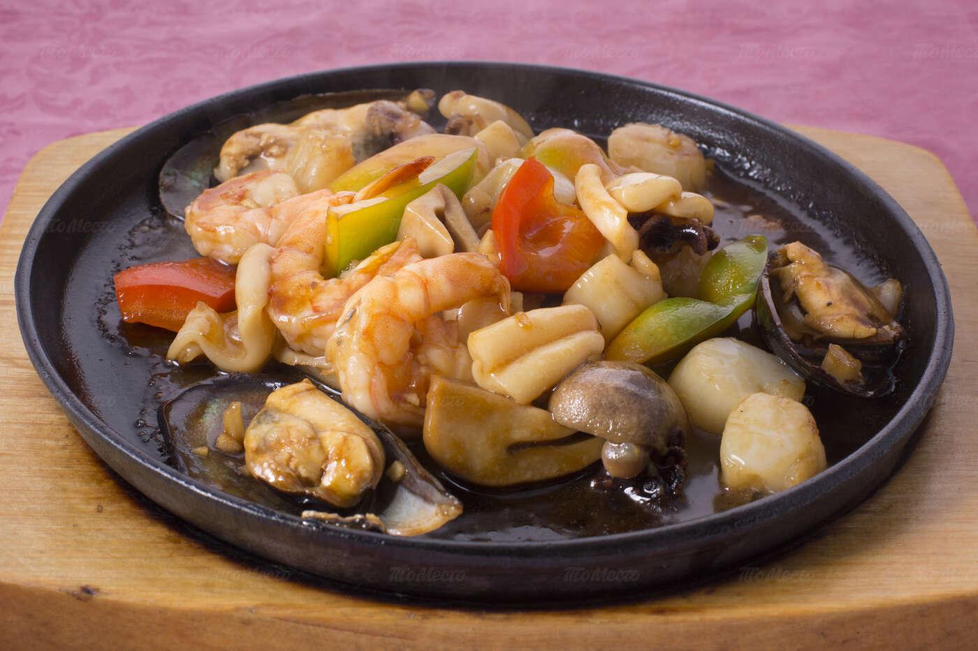 Меню ресторана Джимми Ли (Jimmy Li) на проспекте Мира фото 17