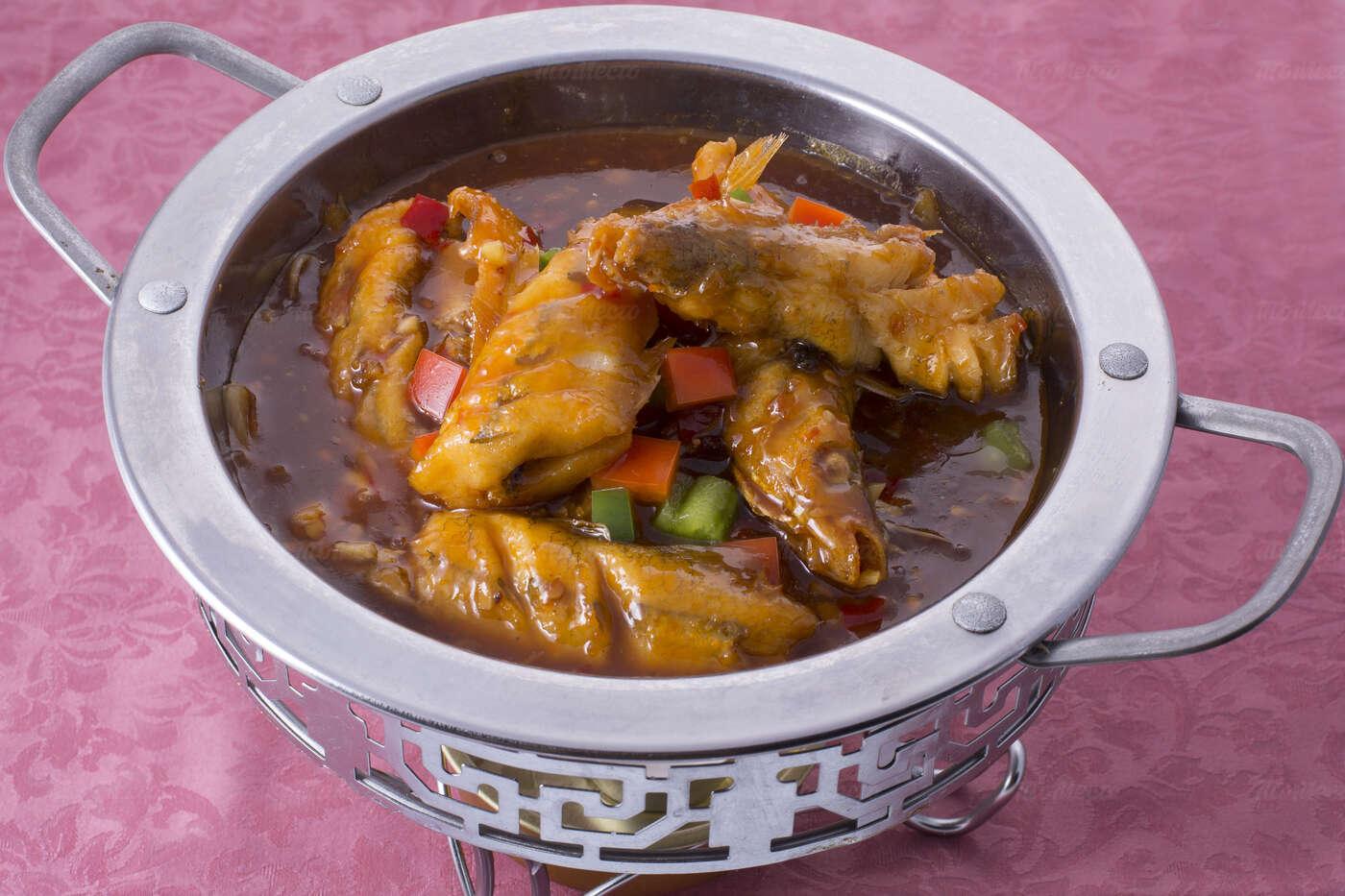Меню ресторана Джимми Ли (Jimmy Li) на проспекте Мира фото 20