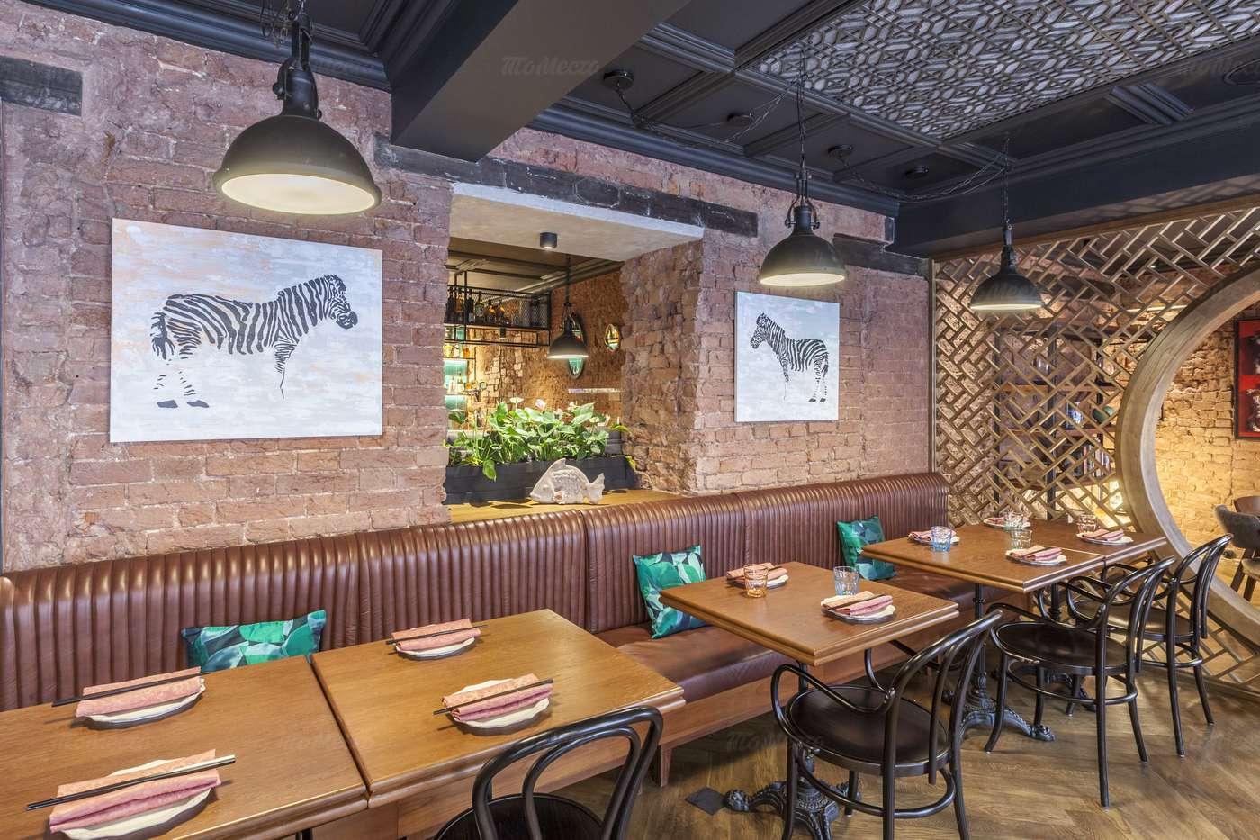 Ресторан Джимми Ли (Jimmy Li) на проспекте Мира фото 9