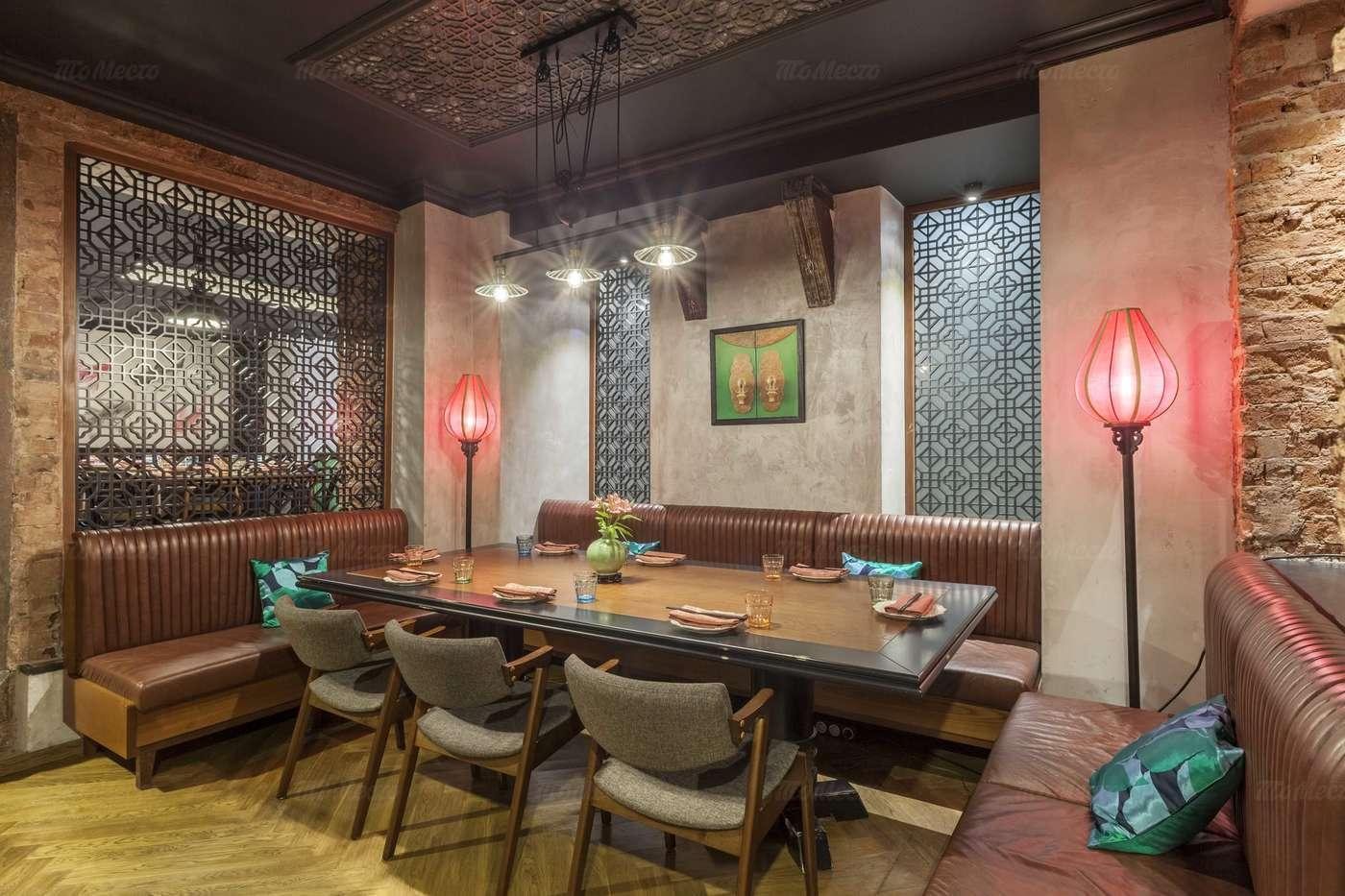 Ресторан Джимми Ли (Jimmy Li) на проспекте Мира фото 16