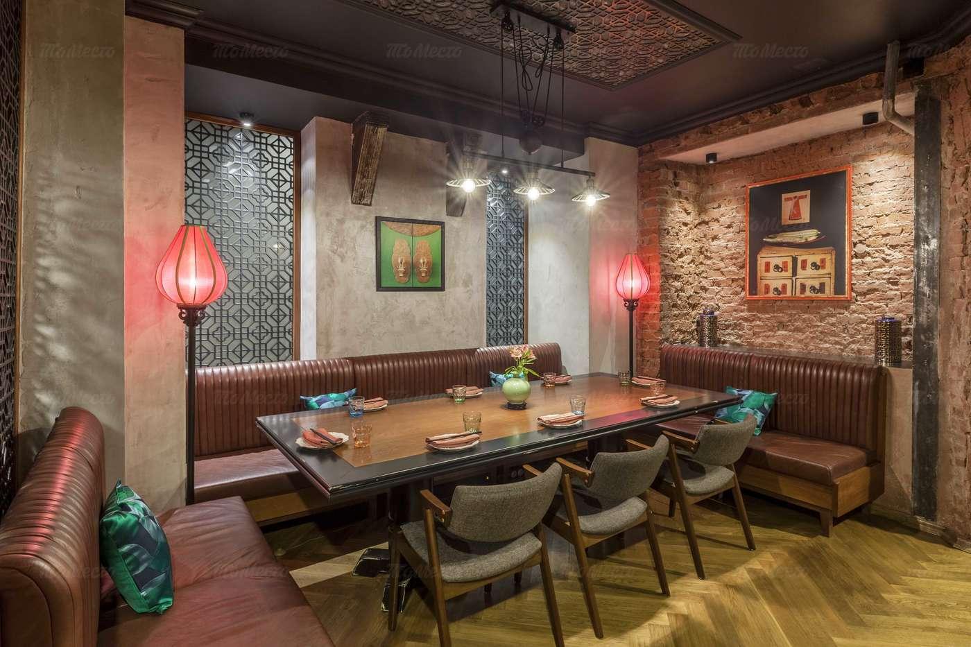 Ресторан Джимми Ли (Jimmy Li) на проспекте Мира фото 15