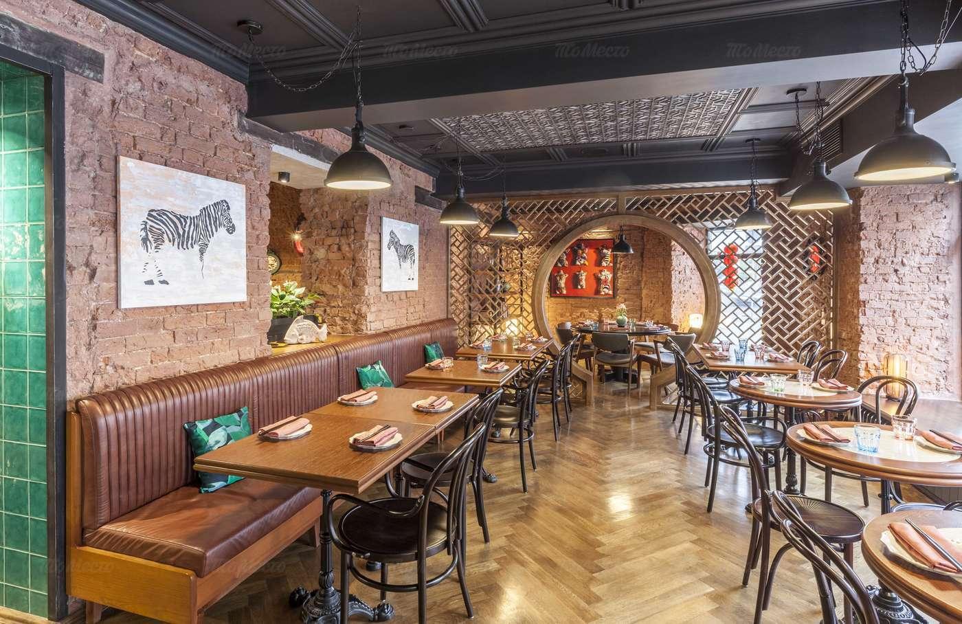 Ресторан Джимми Ли (Jimmy Li) на проспекте Мира фото 7