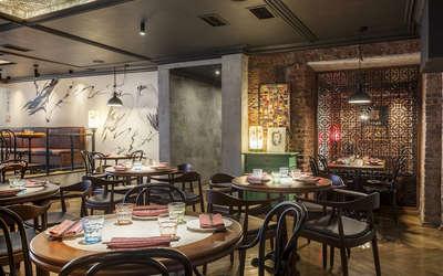 Банкетный зал ресторана Джимми Ли на проспекте Мира фото 3