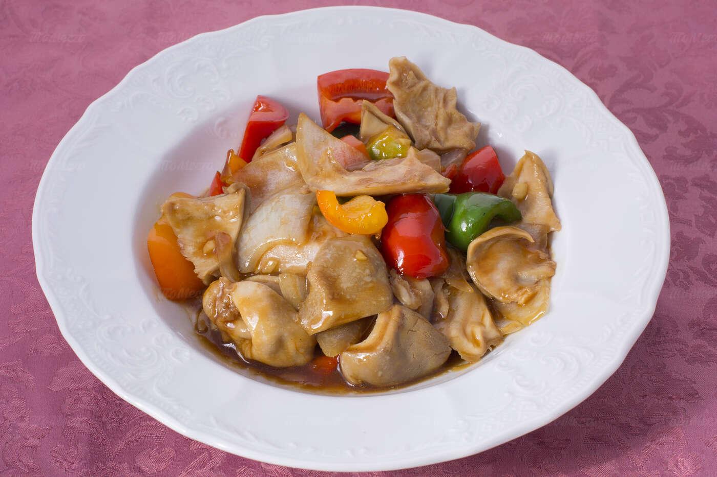 Меню ресторана Джимми Ли (Jimmy Li) на проспекте Мира фото 25