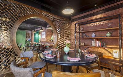 Банкетный зал ресторана Джимми Ли на проспекте Мира фото 1