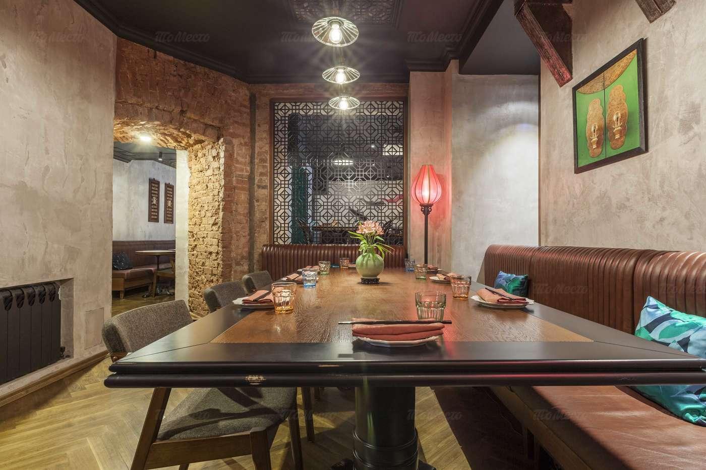 Ресторан Джимми Ли (Jimmy Li) на проспекте Мира фото 17