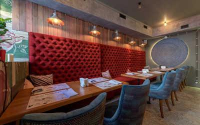 Банкетный зал кафе ЧаЧаПури (ChaChaПури) на улице Марата фото 2