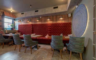 Банкетный зал кафе ЧаЧаПури (ChaChaПури) на улице Марата фото 3